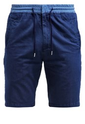 Folk Shorts Dark Denim Dark Blue