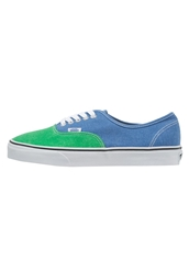 Vans Authentic Trainers Fern Green Campanula