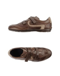 Nero Giardini Low Tops And Trainers Brown