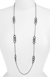 Women's Nordstrom Long Link Station Necklace