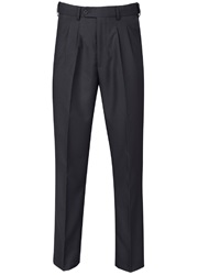 Skopes Waterford Loose Fit Tailored Trousers Navy