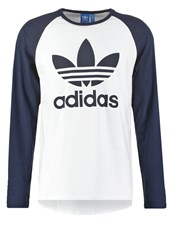 Adidas Originals Long Sleeved Top White Legink