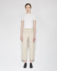 Acne Studios Milford Trousers Beige Mix