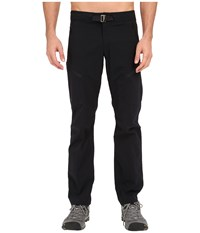 Arc'teryx Palisade Pants Black Men's Casual Pants