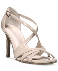 Fergalicious Maya Dress Sandals Women's Shoes Nude