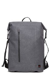 Knomo Men's London Thames Cromwell Roll Top Backpack