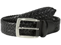 Torino Leather Co. Tubular Weave Black Men's Belts