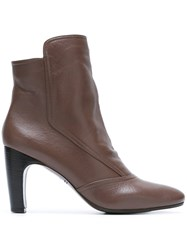 Chie Mihara 'Feishung' Boots Brown