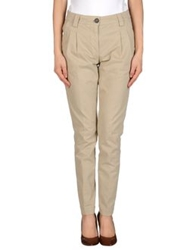 Peserico Sign Casual Pants Beige