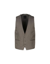 Guess By Marciano Vests Grey