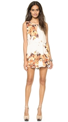 Reverse Isabelle Romper White Floral
