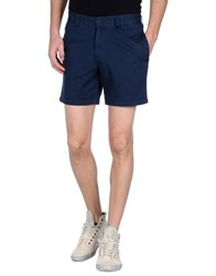 Westport Trousers Bermuda Shorts Men Blue
