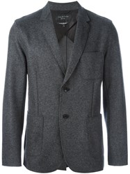 Rag And Bone 'Woodall' Blazer Grey
