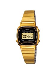 Casio La670wega 1Ef Retro Gold Watch Gold