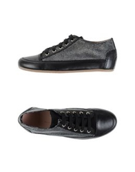 Tosca Blu Low Tops And Trainers Black