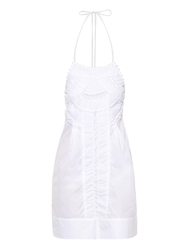 Vmt Natasha Halterneck Cotton Dress