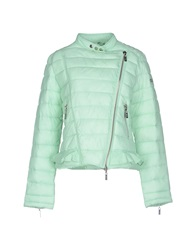 Relish Jackets Light Green