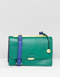 Fiorelli Kitty Small Acrossbody Green