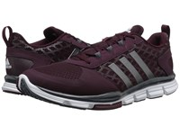 Adidas Speed Trainer 2 Maroon Carbon Metallic S14 Tech Grey Metallic S14 Running Shoes Brown