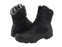 Bates Footwear Gx 8 Gore Tex Side Zip Boot Black Men's Work Boots