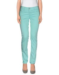 Gas Jeans Gas Trousers Casual Trousers Women Light Green