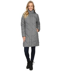 The North Face Miss Metro Parka Tnf Medium Grey Heather Women's Coat Gray