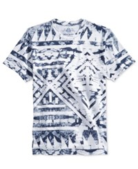 American Rag Men's Tie Dye T Shirt Only At Macy's Basic Navy