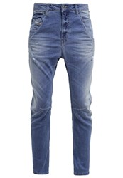 Diesel Fayzane Jogg Jeans Relaxed Fit Jeans 0670W Bleached Denim