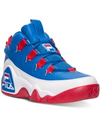 Fila Men's The 95 Basketball Sneakers From Finish Line Prcbl Wht Fred