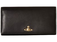 Vivienne Westwood Horse Brass Leather Black
