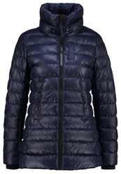 G Star Gstar Whistler Slim Coat Winter Jacket Dark Saru Blue Dark Blue