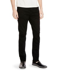 Kenneth Cole Five Pocket Moto Knit Pants Black