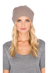 360 Sweater Rib Beanie Tan