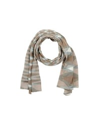 Missoni Accessories Oblong Scarves Men Grey