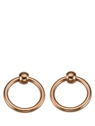 Mawi Nipple Ring Earrings Gold