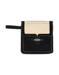 Roberta Di Camerino Small Leather Goods Pouches Women Black