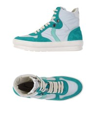 Voile Blanche Footwear High Tops And Trainers Women
