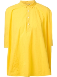 Arts And Science Basic Shirt Yellow And Orange