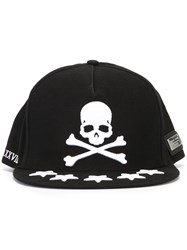 Philipp Plein 'Champion' Baseball Cap Black