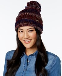 Steve Madden Time To Shine Cuff Hat Navy
