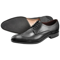 Loake Victor Leather Shoes Black