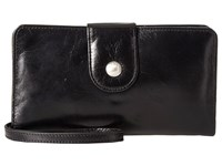 Hobo Danette Black Wallet