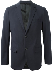 Theory 'New Tailor' Blazer Blue
