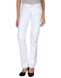 Guess Jeans Denim Pants White