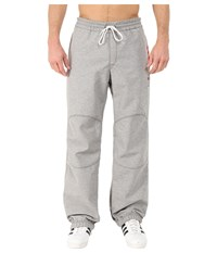 Adidas Skateboarding Soft Shell Jogger Pants Core Heather Men's Casual Pants Gray