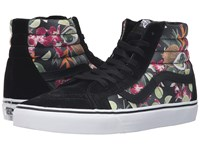 Vans Sk8 Hi Reissue Lime In The Coconut Black Skate Shoes Multi