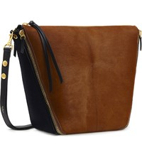 Mulberry Camden Haircalf Hobo Camel Multi