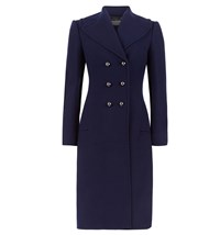Hobbs Gianna Coat Blue