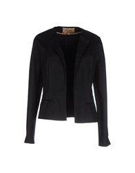 Alviero Martini 1A Classe Suits And Jackets Blazers Women Black