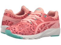 Onitsuka Tiger By Asics Gel Kayano Trainer Evo Hot Coral Peach Melba Women's Shoes Pink